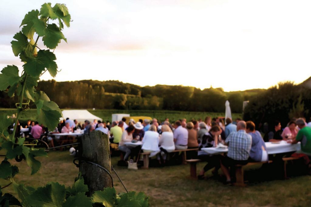 Ambiance conviviale des vins de Bergerac