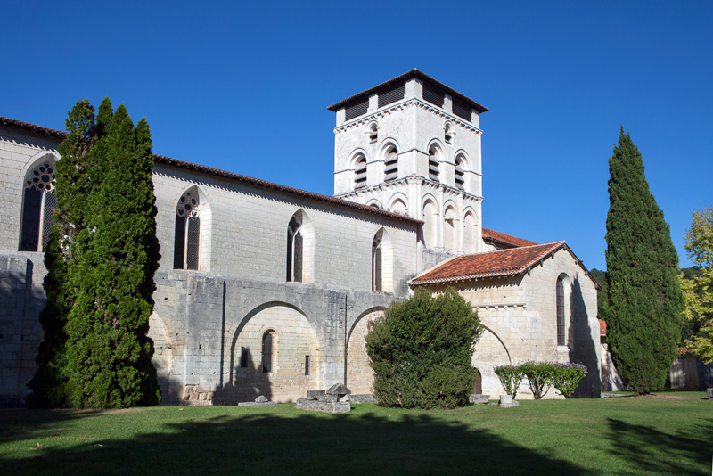 Abbaye de Chancelade ©Office de Tourisme de Périgueux