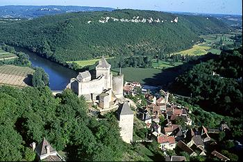 Château de Castelnaud - Dordogne - Perigord