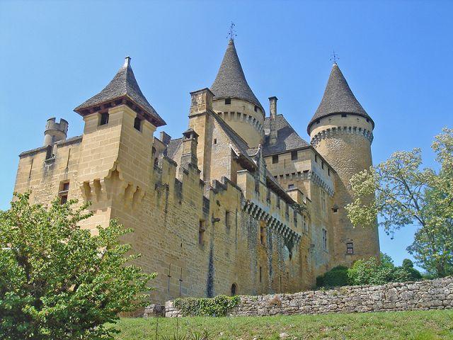 Château de Puymartin - Perigord Noir