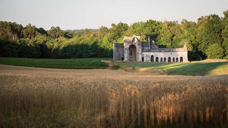Magnifique Abbaye de Boschaud en Périgord Vert