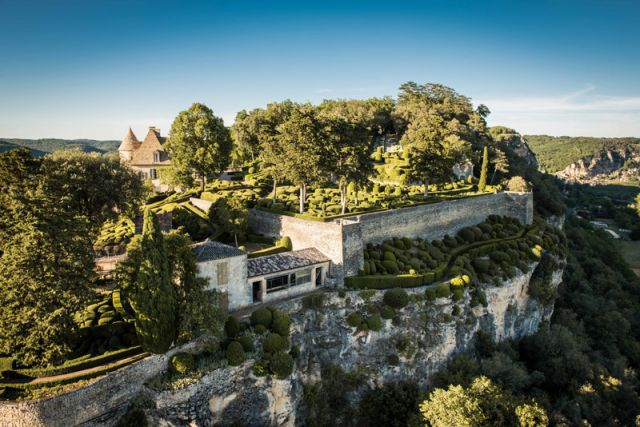 Les jardins de Marqueyssac