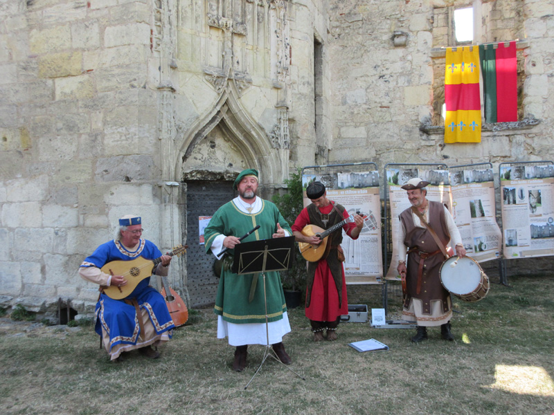 Fête Médiévale à Périgueux ©Office de Tourisme de Périgueux