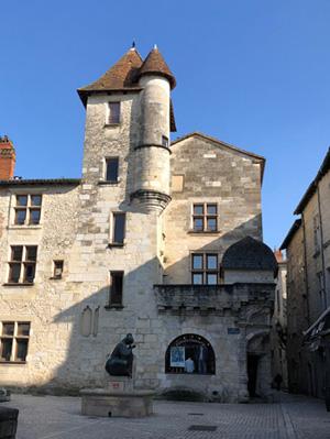 Maison du Pâtissier à Périgueux