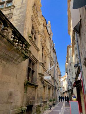 Rue Limogeanne à Périgueux