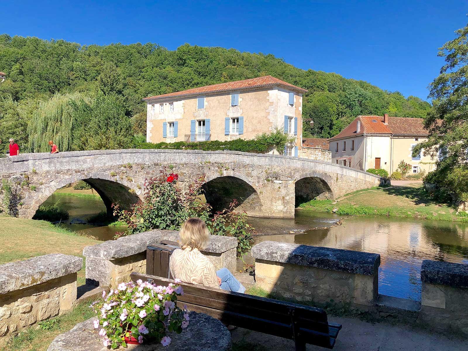 Magnifique village de Saint Jean de Côle