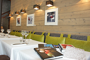 Accueil Restaurant La Table Du Marche Bergerac