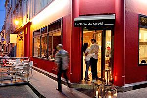 Accueil restaurant la table du marche bergerac - A la table du marche narbonne ...
