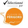 Selectionné par le Guide du Périgord